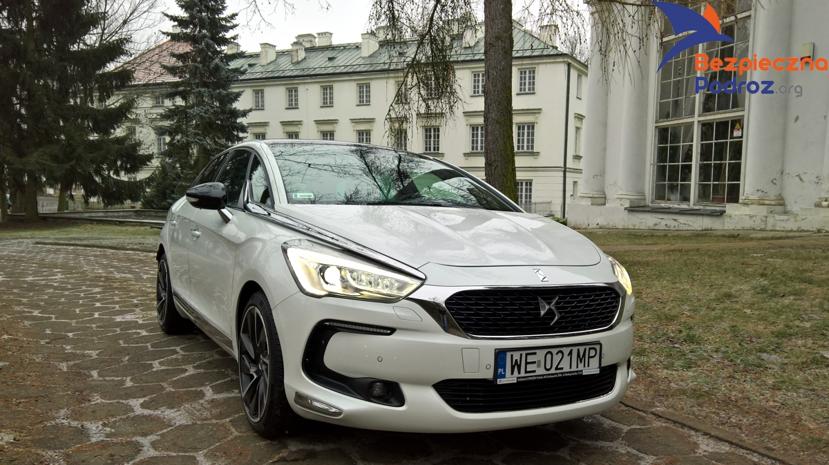 Test DS5 THP 210KM