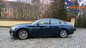 Bezpieczny Zakup Infiniti Q70 HYBRID oraz VW Passat GTE
