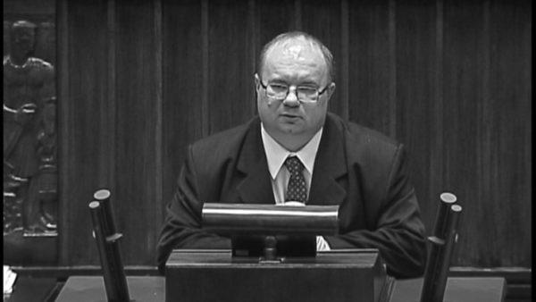 Wypadek posła Rafała Wójcikowskiego