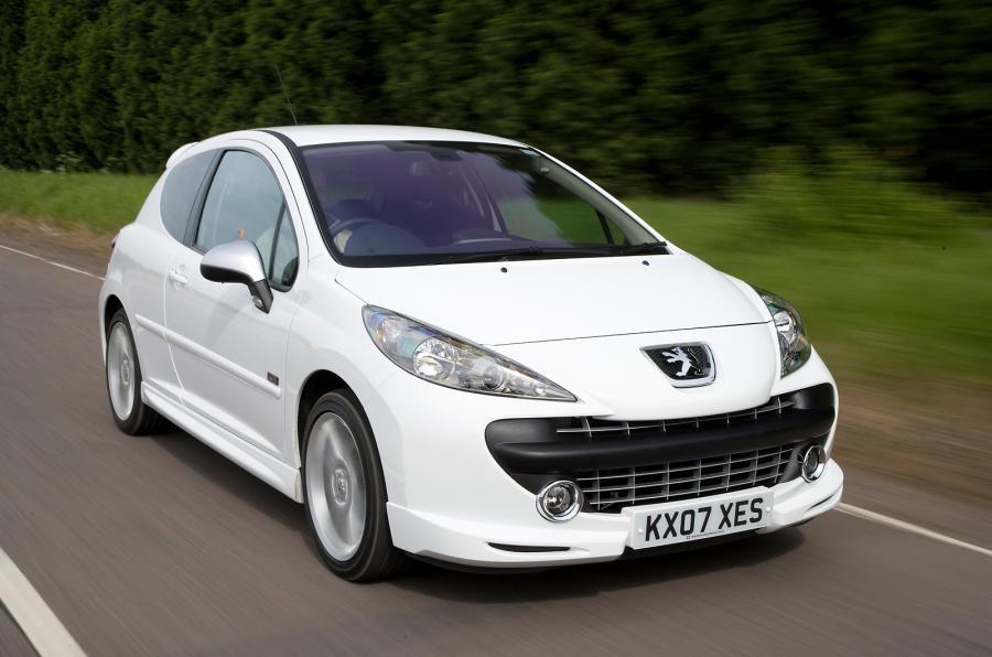 Auta używane Opinie Peugeot 207