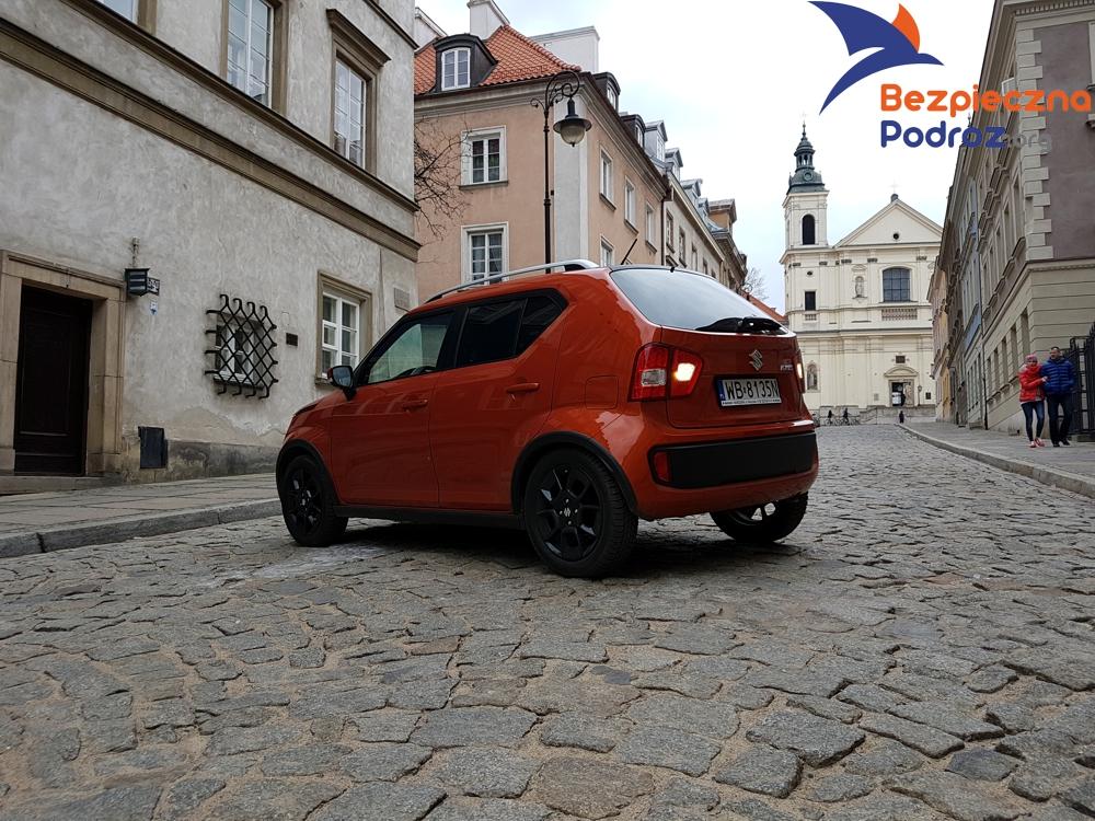 Bezpieczny Zakup Suzuki Ignis Allgrip Dualjet 4wd