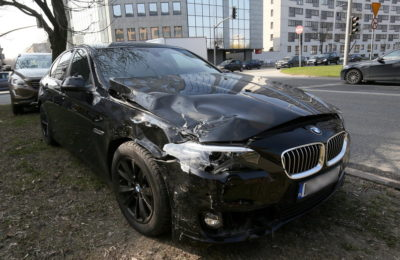 Wypadek limuzyny MON