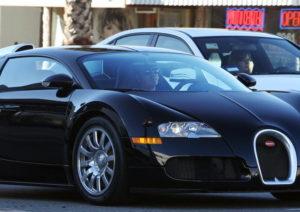 Najdroższe auta gwiazd