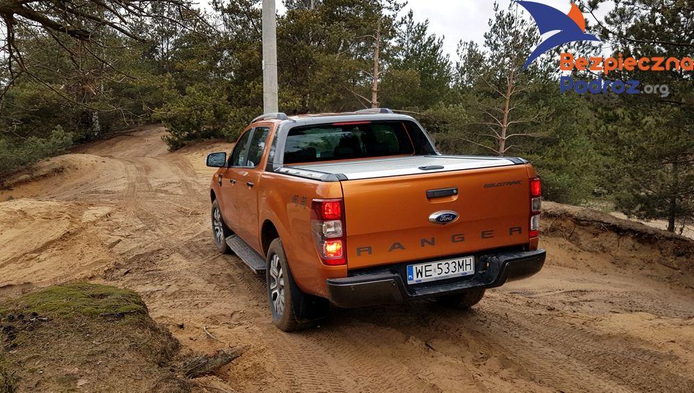 Ford Ranger Wildtrak TDCi