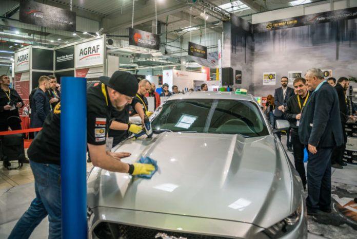 Car wrapping oklejanie pojazdu