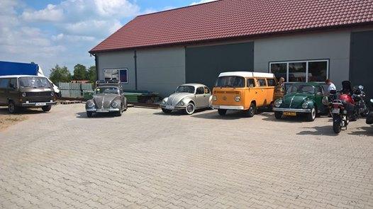 II Zlot Klasycznych Volkswagenow