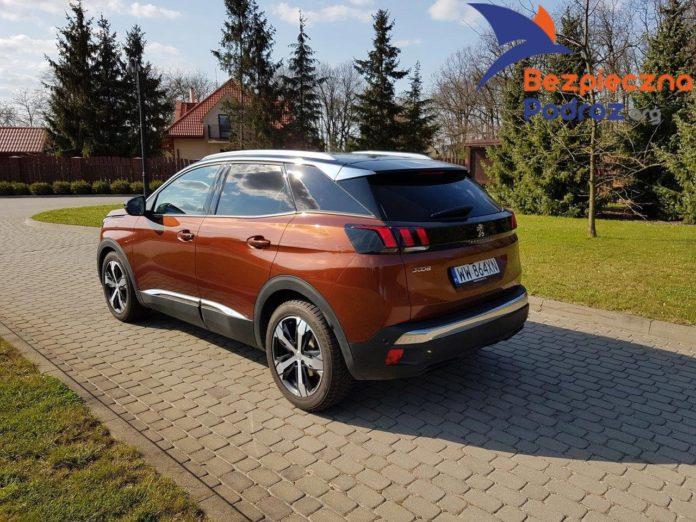Bezpieczny Zakup Peugeot 3008 THP 165KM