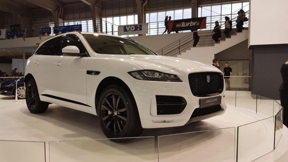 Jaguar F-PEACE