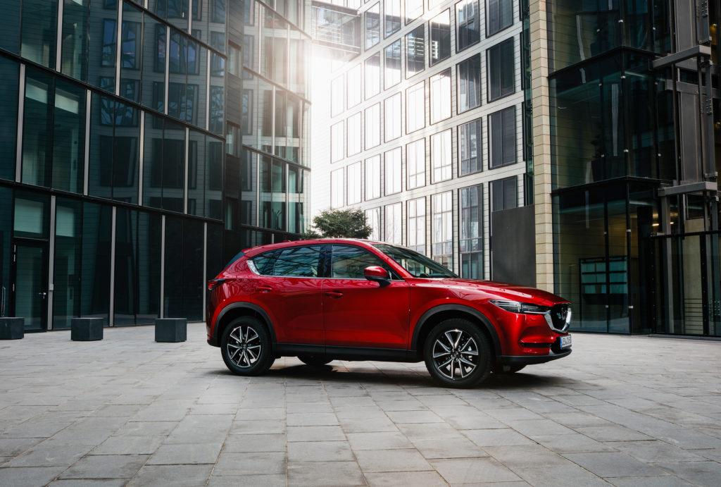 Mazda Mx 5 Rf Cena >> Nowa Mazda CX5 - ceny zaczynają się od... - Bezpieczna podróż