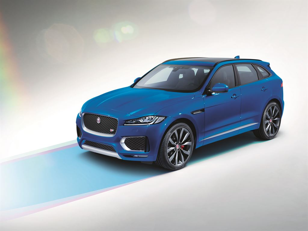 Jaguar FPEACE