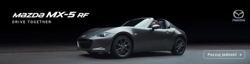 Mazda z nową kampanią