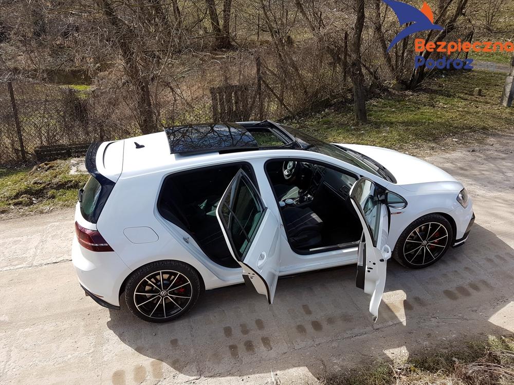 Bezpieczny zakup VW Golf GTI Clubsport