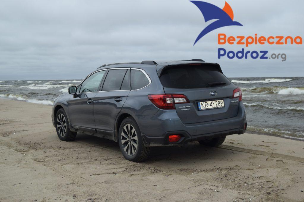 Subaru Outback 175 KM