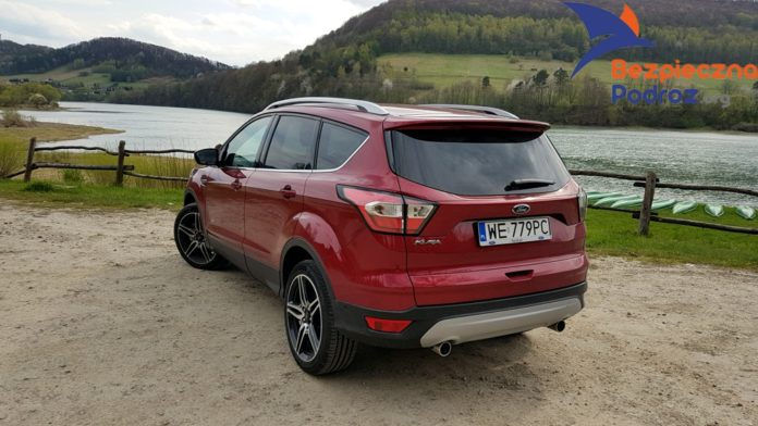 Bezpieczny Zakup Ford Kuga TDCi 180KM PowerShift