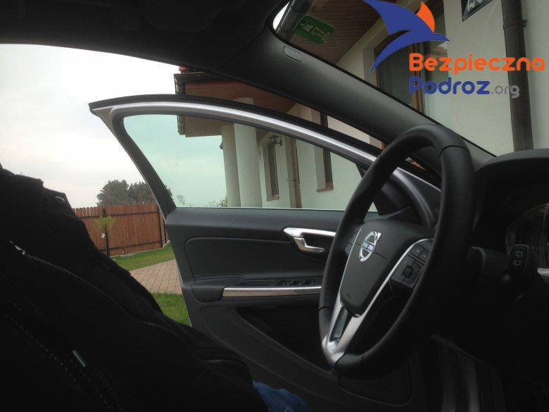 Volvo V60 D3 od środka