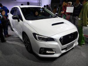 Subaru Levorg - skrzynia bezstopniowa CVT