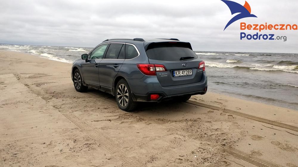 Subaru Outback 175KM Lineatronic