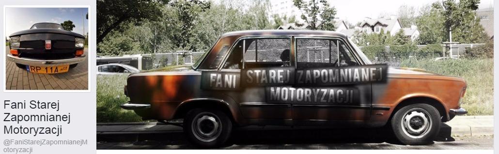 Fani Starej Zapomnianej Motoryzacji