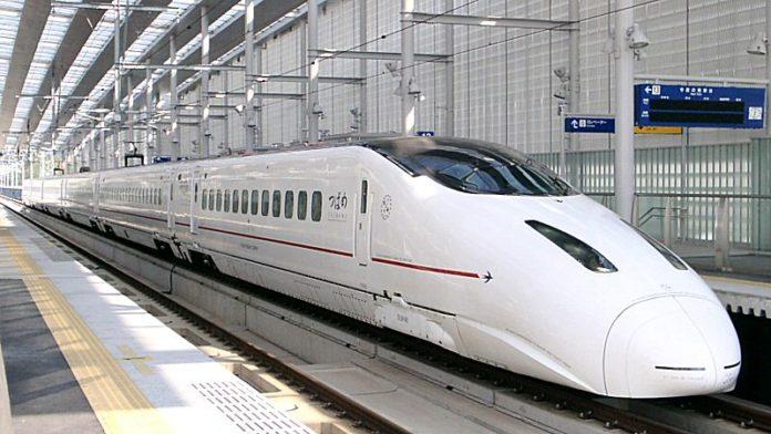 Shinkansen i TGV