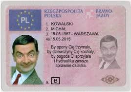 Znane osoby bez prawa jazdy