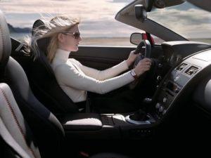 grzechy kobiet za kierownicą