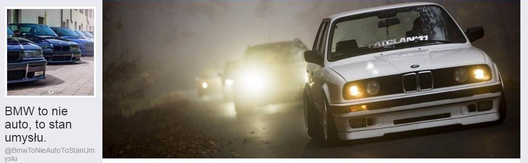 BMW to nie auto, to stan umysłu.