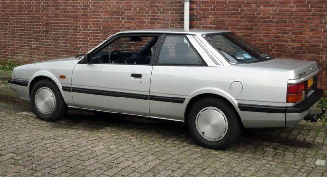 Mazda 626 II gen.