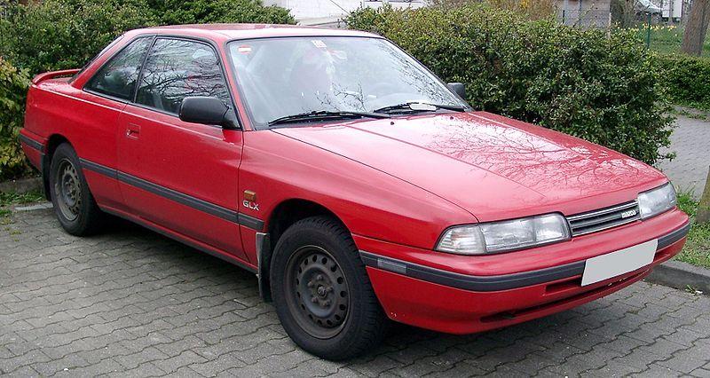 Mazda 626 III gen.