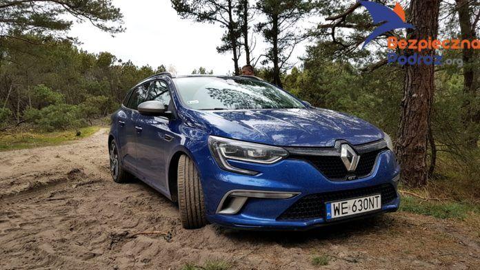 Renault Megane Grandtour GT dCi