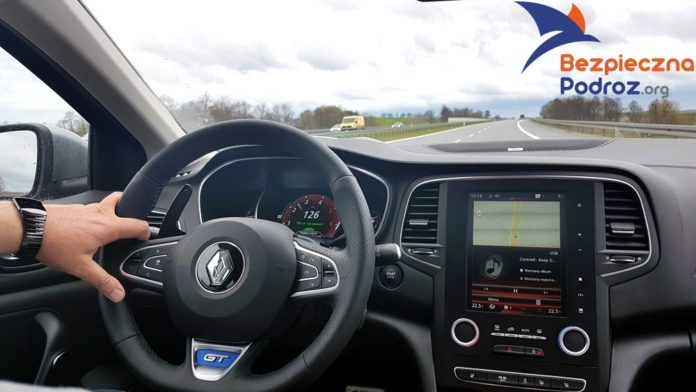 Renault Megane GT 4 Controll EDC - Babskim Okiem