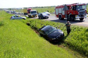 Kolejny wypadek limuzyny BOR