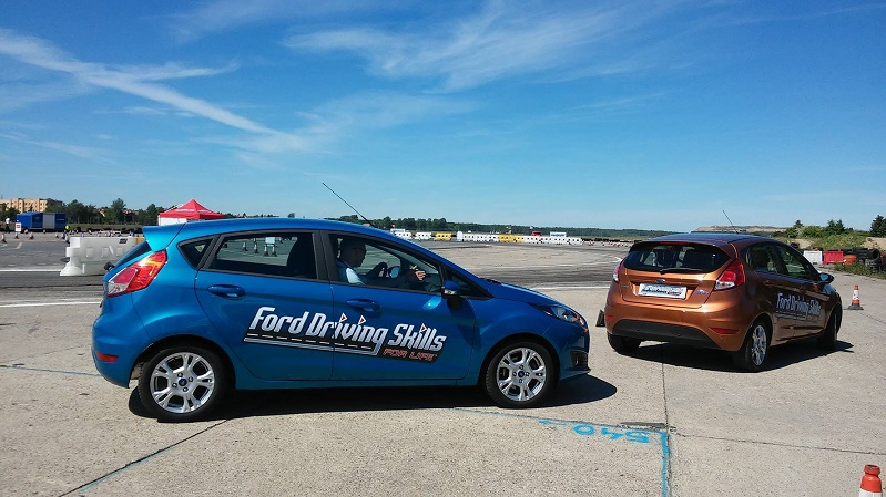 Ford Driving Skills for Life w Polsce