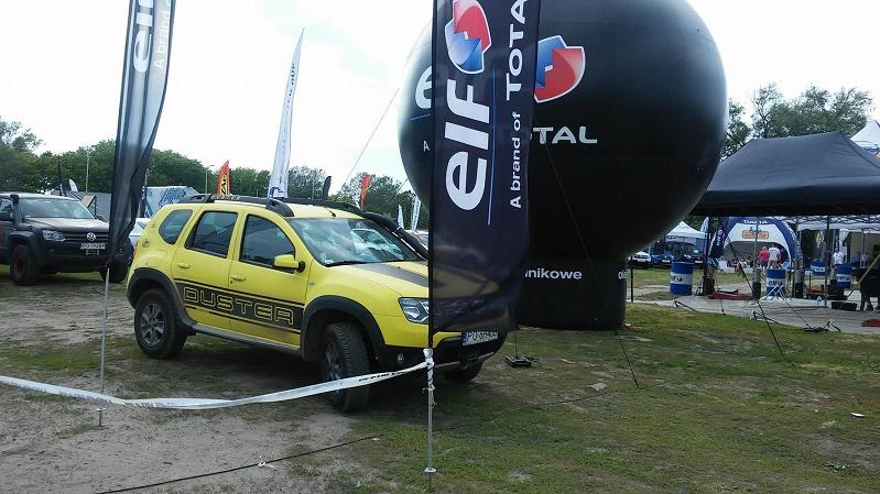 Dacia Duster Elf Cup 2017