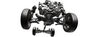 Symmetrical AWD
