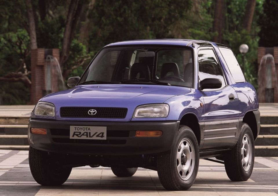 SUV Toyota RAV4