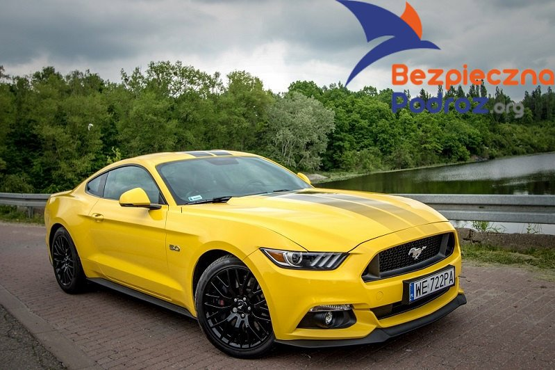 Ford Mustang V8 420 KM