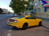 Ford Mustang Fastback GT