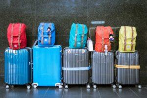 Mandat za pozostawiony bagaż