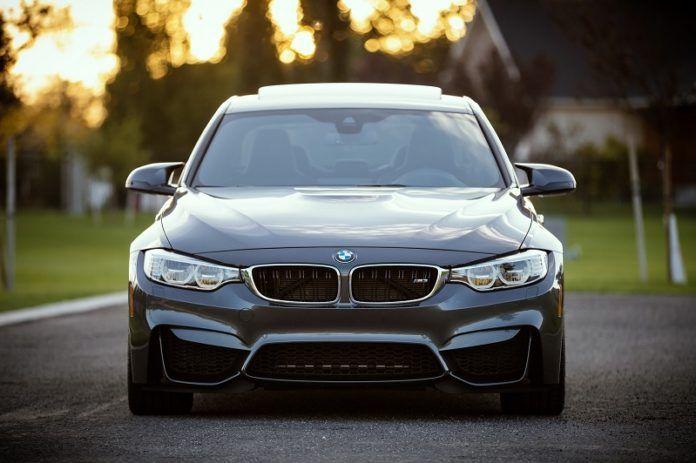 nowe nieoznakowane BMW