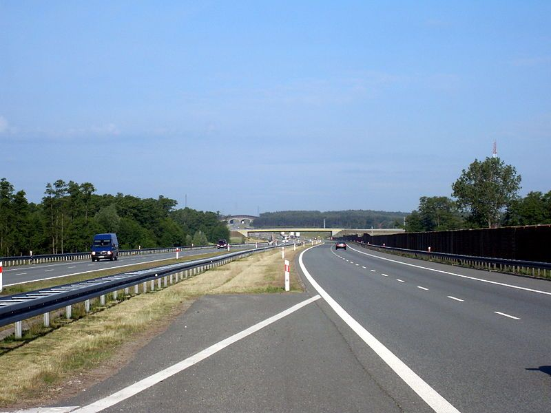 Inwestycje drogowe - województwo lubuskie