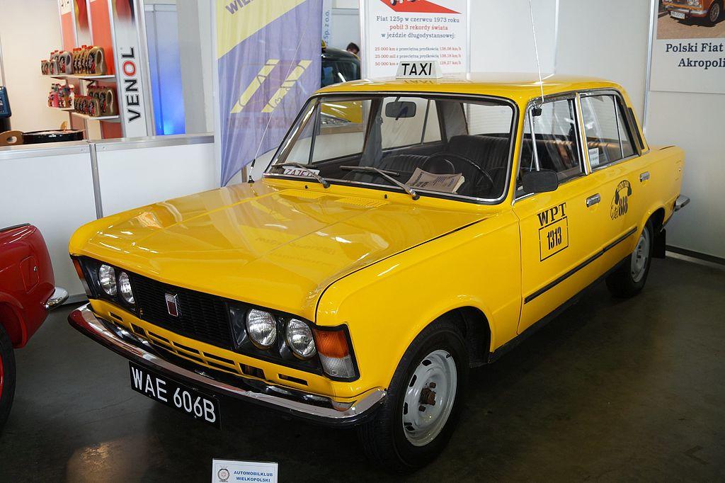 Duży Fiat 125p