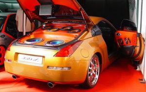 Tani system car audio