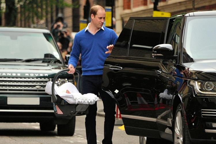 Samochody rodziny królewskiej