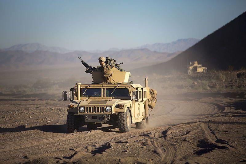 Zanim powstał Hummer H1 był już Humvee