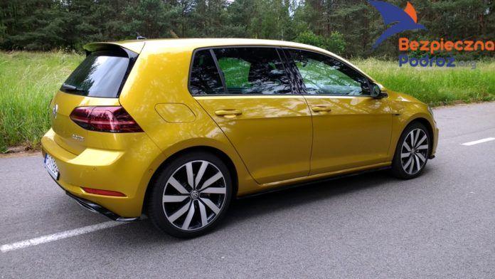 VW Golf TDI DSG 150KM