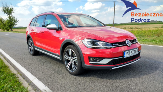 VW Golf TDI DSG Alltrack