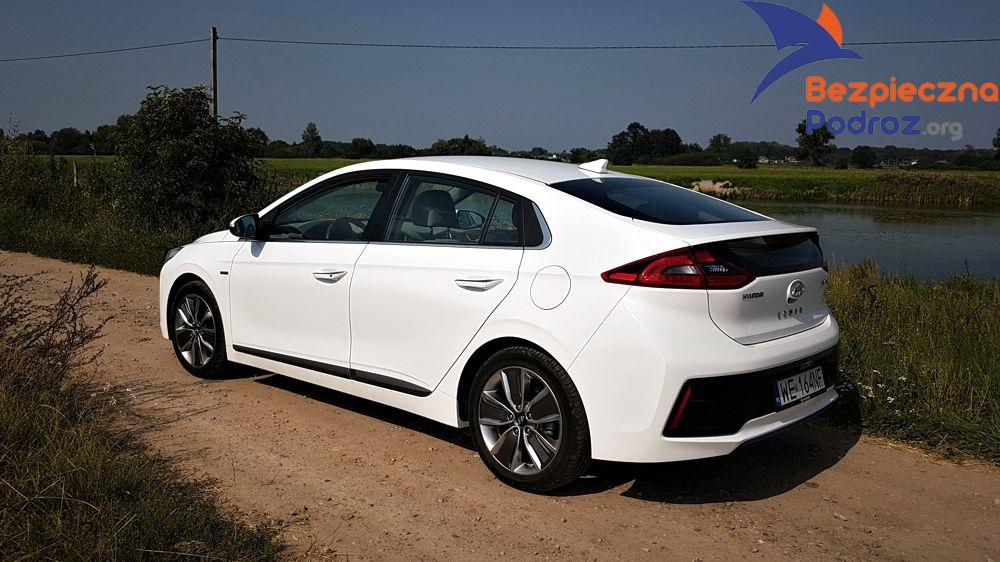 Bezpieczny zakup Hyundai Ioniq Hybrid