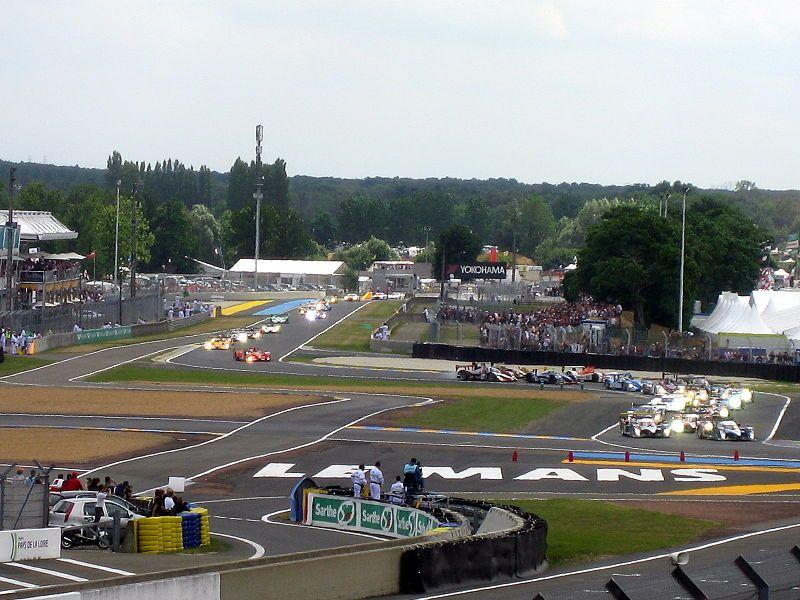 Wyścig Le Mans