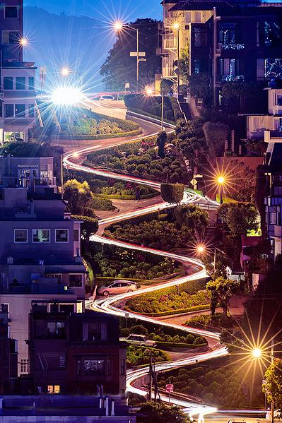 Trzy najdziwniejsze ulice świata