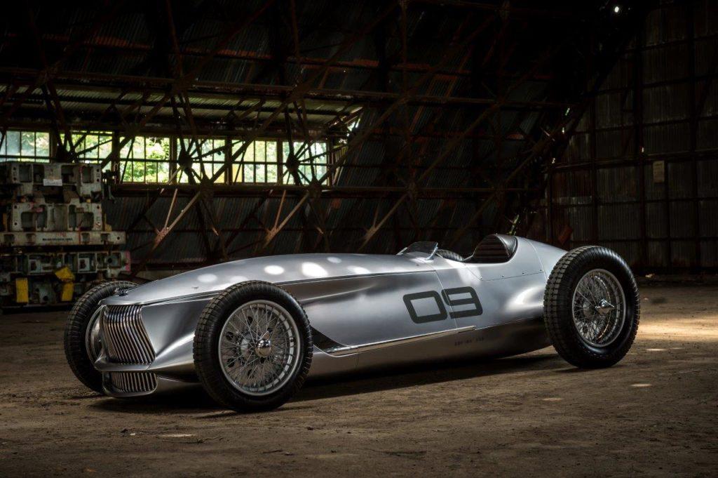 Projekt Infiniti i Nissan Motor